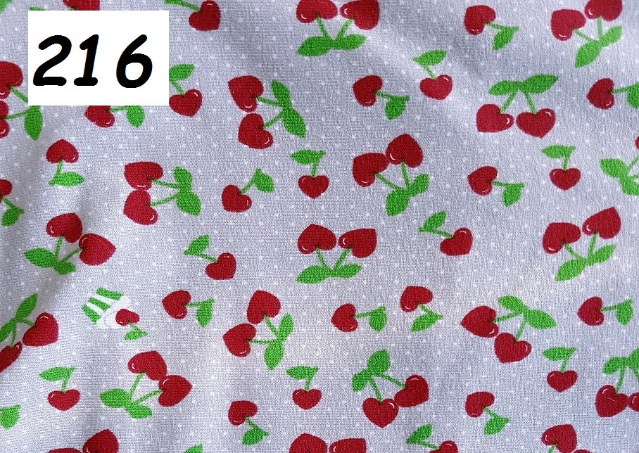 216 - třešně