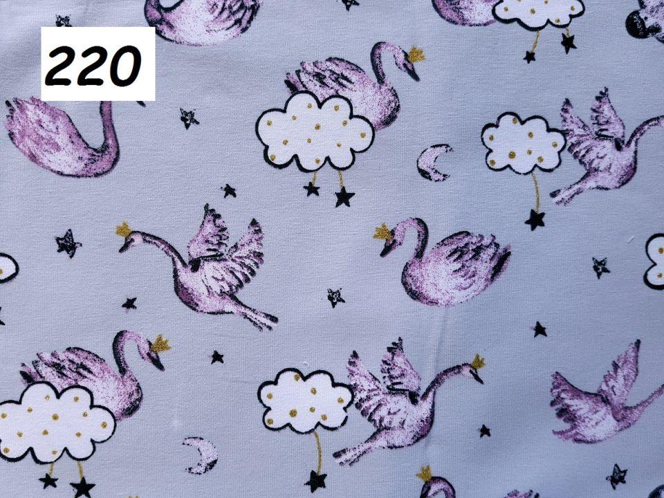220 - labutě