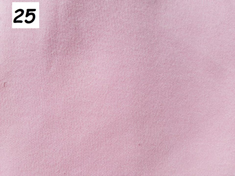 25 - růžový oboulic