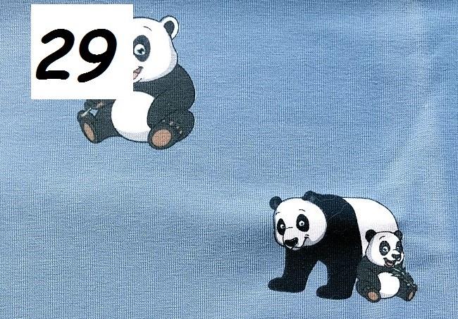 29 - pandy na modré