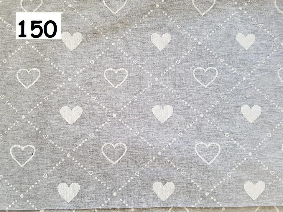 150 - srdce na šedé