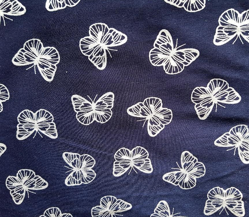 152 motýli