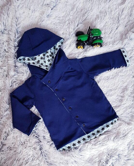 mikinový kabátek