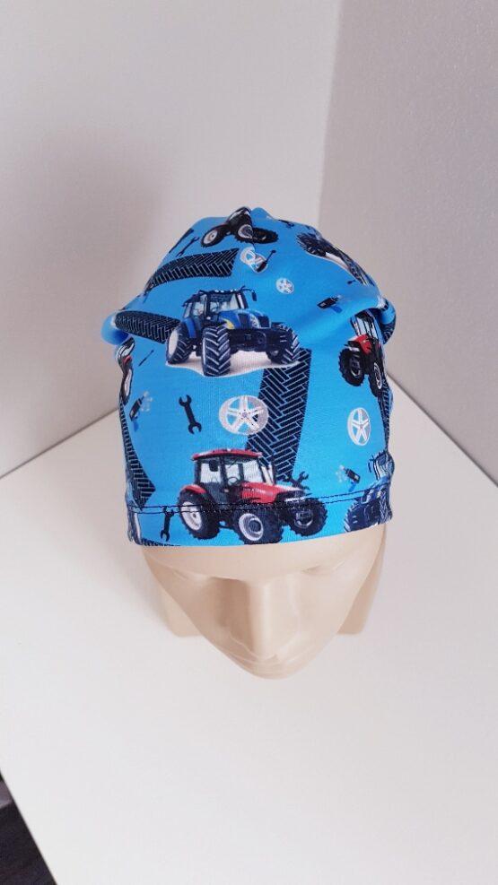 traktor čepice
